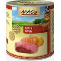 Mac's Dog su Jautiena ir Moliūgais