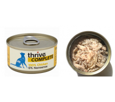 Thrive 100% vištienos krūtinėlės konservai