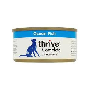 Thrive 100% vandenyno žuvų konservai