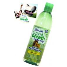 Tropiclean Fresh Breath vandens papildas