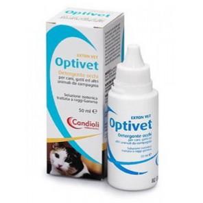 Candioli OPTIVET - akių valiklis augintiniams