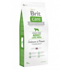 Brit Care Grain-Free Adult Large Breed Salmon & Potato