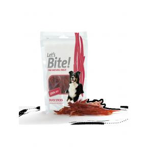 Let's Bite! Duck Sticks
