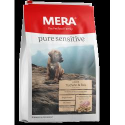 MERADOG Pure Junior Turkey & Rice