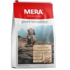 MERADOG Pure Junior Turkey & Rice