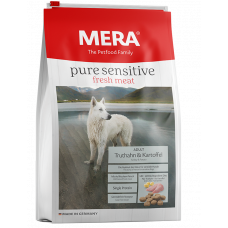 MERADOG Pure Adult Turkey & Potato