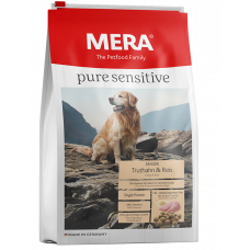 MERADOG Pure Senior Turkey & Rice