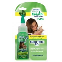 Tropiclean Fresh Breath dantų gelis katėms