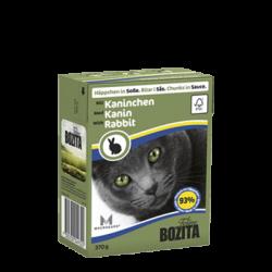 Bozita Cat konservai katėms su triušiena padaže