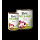 BRIT CARE Duck Pate & Meat konservai šunims