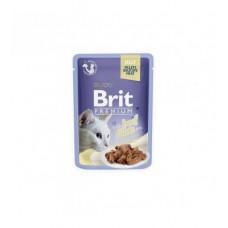 BRIT PREMIUM Cat Delicate Beef/jelly konservai katėms