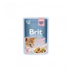 BRIT PREMIUM Cat Delicate Kitten konservai katėms