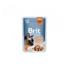 BRIT PREMIUM Cat Delicate Turkey konservai katėms