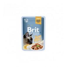 BRIT PREMIUM Cat Delicate Tuna konservai katėms