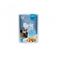 BRIT PREMIUM Cat Delicate Chicken konservai katėms