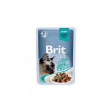 BRIT PREMIUM Cat Delicate Beef konservai katėms