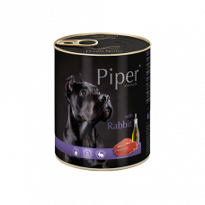 PIPER konservai šunims su triušiena