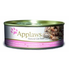 Applaws Cat Tuna Fillet with Prawn