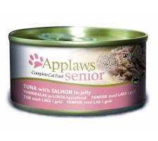 Applaws Cat Senior Tuna with Salmon in jelly