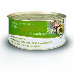 Applaws Cat Tuna with Seaweed in jelly