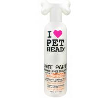 Pet Head WHITE PARTY šampūnas