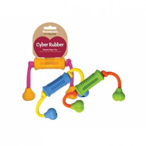 Rosewood Cyber Roller With Rope
