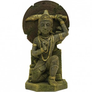 Rosewood pet Budda Warrior