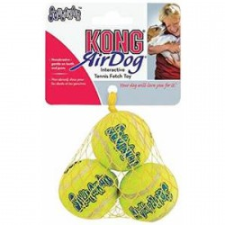 KONG Air Squeakers Tennis Ball