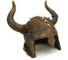 Rosewood pet Viking Helmet Cave