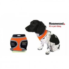 Rosewood Reflective Padded Harness