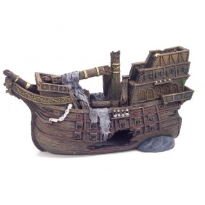 Rosewood pet Spanish Galleon