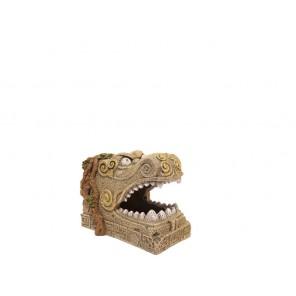 Rosewood pet Serpent Head Tomb