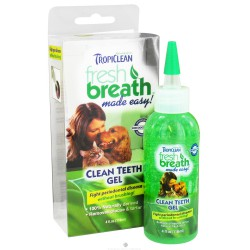 Tropiclean Fresh Breath dantų gelis šunims