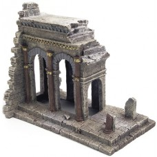 Rosewood pet Large Temple Ruins
