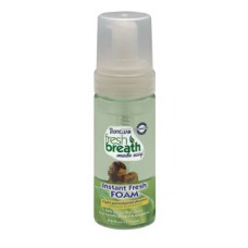 Tropiclean Fresh Breath Mint Foam putos