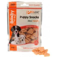 PROLINE Boxby Puppy Mini Hearts skanėstas šunims